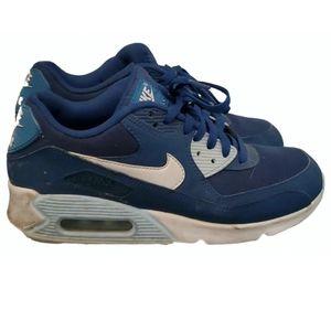 Nike blue air max